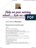 Help Me Pass Nursing School..... Ask Me Anything – Information for Nursing Student and New Nurses From the Dean of a Nursing Program in Texas With 30