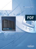 Liebert PEX2 Brochure 20100621