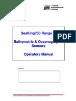 Seaking Bathy Operators Manual _Rev 103 July 99