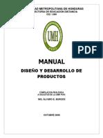 043 Diseño y Desarrollo de Productos_V-2009 (1)
