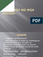Ang Diyos ng mga ninuno.pptx