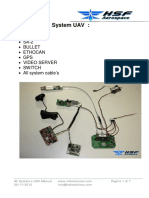All System UAV Manual