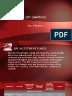 BPI Savings