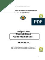 Sector público nacional (Perú)
