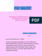 03 Strategic Management (Slide)