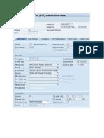 SAP Billing Lab Exercises