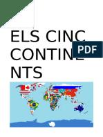 Feineta Els Cinc Continents