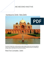 Popular Places of India