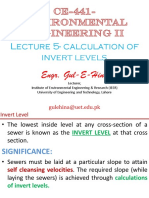 Lec 5-Week 3-(Invert Levels )