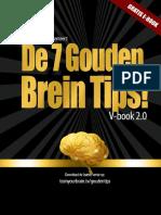 7 Gouden Brein Tips eBook