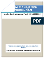 Sistem Manajemen Lingkungan