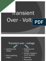 Lightning Over Voltages
