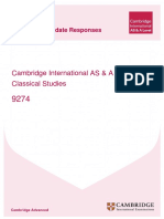 9274 Classical Studies ECR 2012 v1.1