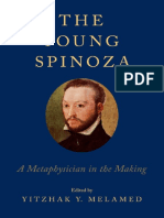 Yitzhak Y. Melamed - The Young Spinoza - a Metaphysician in the Making - Oxford University Press (2015)