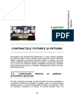 Capitolul 5 - Contractele Futures Si Options