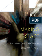 Making Space - Jennifer M. Groh