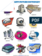 computer parts esl vocabulary picture dictionary worksheet for kids.pdf