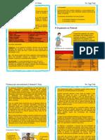 Folheto sobre orçamentaçao publica para Criancas em Angola