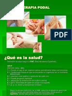 Clase Reflexoterapia Podal