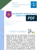 Seguimiento-caso Clinico Dader Infeccao