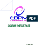 Óleos Vegetais - EBPM 2ed