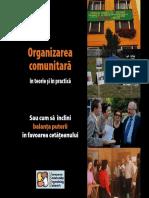 Organizarea Comunitar n Teorie i n Practic Sau Cum s Ncl