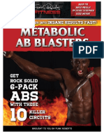 Metabolic Abs Blasters eBook