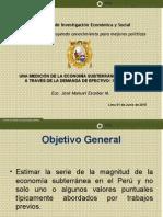 José Manuel Escobar UNMSM