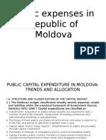 Public Expenses in RM