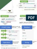 CC Python Poster