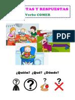 Pronombres interrogativos -+Qui+®n_,-+Qu+®_ y -+D+¦nde_ - COMER-2[292]