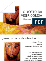 Apresentação - O Rosto Da Misericórdia