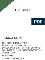 Kuliah 8 - Nutrisi Anak (Dr. Ali)
