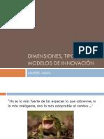 Dimensiones Tipos y Modelos de Innovacion-1
