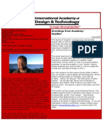 IADT Seattle - June 2008 Newsletter