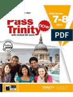Pass Trinity Now GESE Grades 7-8 ISE II.pdf