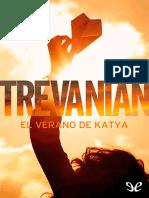 Trevanian - El Verano de Katya [34315] (r1.0)