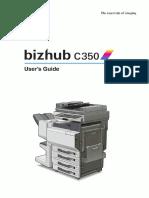 Bizhub c350 Manual Full