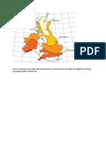 Solar Insolation Map (Ireland & The UK)