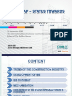 05.Ir. Noraini Bahri (Cidb) - Ibs Roadmap - Status Towards 2015 (1)