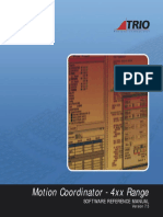 Software Reference Manual V7.5