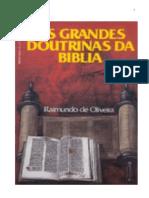 As Grandes Doutrinas Da Biblia OTIMO