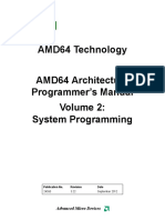 AMD64 Technology