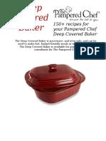 150 deep covered baker recipes