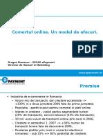 7. Dragos Stanescu - Comert Online Un Model de Afaceri