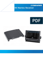 6390 Navtex User Manual