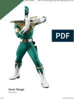 Green Ranger Oli