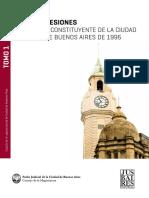 Convención Constituyente de La Ciudad Autónoma de Buenos Aires