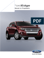 Manual de Usuario Ford Edge