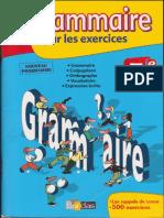La Grammaire Par Les Exercices